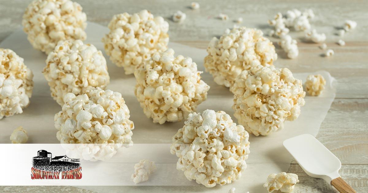 Easiest Recipe For Popcorn Balls