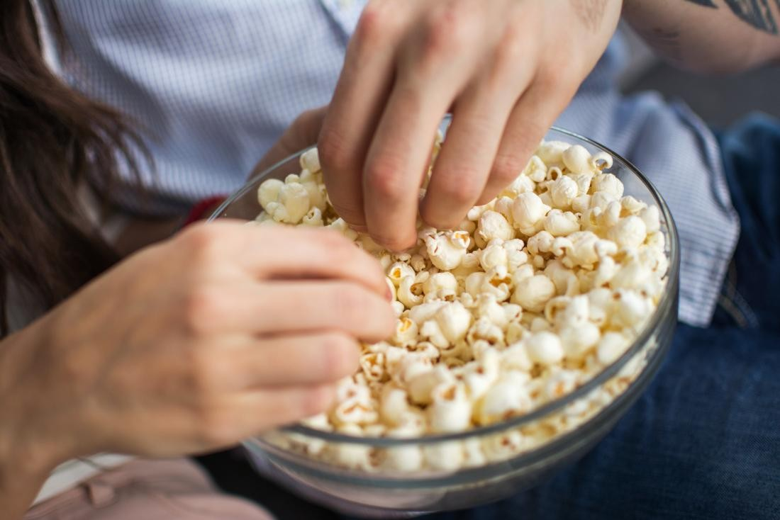 What Are The Benefits Of Eating Popcorn